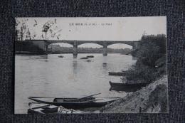 LE MEE - Le Pont - Le Mee Sur Seine