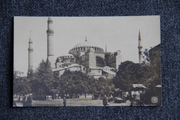 CONSTANTINOPLE - Mosquée De Sainte SOPHIE - Turquie