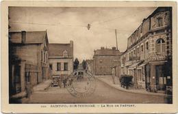 Saint-pol-sur-ternoise - La Rue De Frévent - - Saint Pol Sur Ternoise