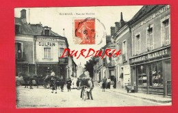 Indre ECUEILLE  Rue Des Moulins - Francia