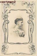CARTE PHORO : REINE DE DANEMARK QUEEN 1900 DANISH - Koninklijke Families