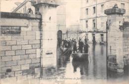 Besançon Inondations Militaires - Besancon