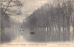 Besançon Inondations Pajol Mosdier - Besancon