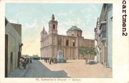 MALTA IZ-ZEJTUN ZEITUN SAINT-CATHERINE'S CHURCH MALTE - Malta