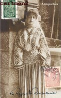 M.S. REGINA MARIA REINE ROUMANIE ROMANIA FAMILLE ROYALE 1900 - Case Reali