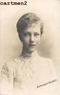 CARTE PHOTO : AUSTRIA ERZHERZOGIN ELISABETH PRINCESSE PRINZ OTTO FAMILLE ROYALE AUTRICHIENNE AUTRICHE 1900 - Royal Families