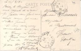 YOKOHAMA A HANOI - LIGNE MARITIME 1930 A MADAME ET MONSIEUR SIMONIN GENDARMERIE A HANOI TONKIN - Frankreich (alte Kolonien Und Herrschaften)