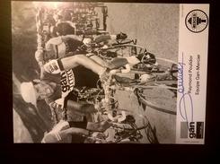 Raymond POULIDOR Mercier Gan Autographe Manuscrit - Cycling