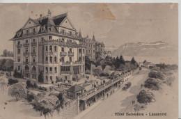 Lausanne - Hotel Belvedere - VD Vaud