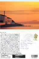 Bowmore Distillery, Isle Of Islay, Argyll, Scotland Postcard Posted 2000 Stamp - Argyllshire