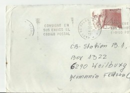 ES CV 1987 - 1971-80 Lettres
