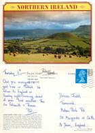 Rural Scene, Northern Ireland Postcard Posted 2003 Stamp - Irlande Du Nord