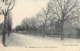 HESDIN VOULEVARD DOMONT 62 - Hesdin
