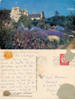 Castle, Banchory, Kincardineshire, Scotland Postcard Posted 1962 Stamp - Kincardineshire
