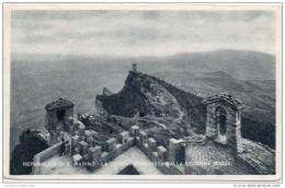Repubblica Di San Marino  - La Terza Torre Vista Dala Seconda Rocca - San Marino