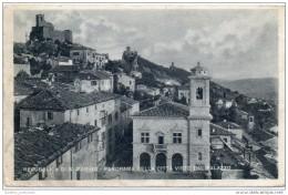 Repubblica Di San Marino  - Panorama Della Citta Visto Dal Palazzo - San Marino