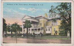 Residence Of Mr James Sprunt Wilmington North Carolina United States - Etats-Unis