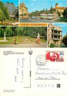 Podebrady, Czech Republic Postcard Posted 1991 Stamp - Czech Republic