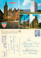 Kosice, Slovakia Postcard Posted 1976 Stamp - Slovakia