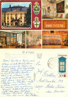 Bruntal, Czech Republic Postcard Posted 1977 Stamp - Czech Republic