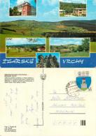 Zdarske Vrchy, Czech Republic Postcard Posted 1988 Stamp - Czech Republic