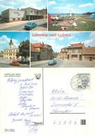Lomnice Nad Luznici, Czech Republic Postcard Posted 1987 Stamp - Czech Republic