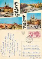 Jihlava, Czech Republic Postcard Posted 1969 Stamp - Czech Republic