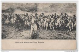 Souvenir De Waterloo - The Charge Of The Royal Scots Cavalry - Charge Ecossaise War Horses - Other Wars