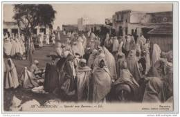 French Colonial Tunisia (Kairouan) WW1 - Marche Aux Burnous French (Spahi Soldiers) - War 1914-18