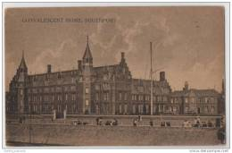 Meols Hall - Southport WW2 Convalescent Home, Lancashire, England - Militaria