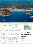 Parga, Greece Postcard Posted 1997 Stamp - Greece