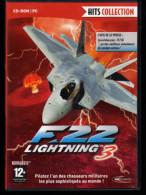 PC F-22 Lightning 3 - Jeux PC