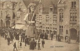 Nieuwpoort / Nieuport - Carnaval - Géant / De Reus - 1929  ( Verso Zien ) - Nieuwpoort