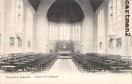 PENSIONNAT DE BUGGENHOUT INTERIEUR DE LA CHAPELLE BELGIQUE 1900 - Buggenhout