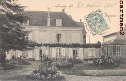 RARE CPA : LUISANT LE CHATEAU PRES DE CHARTRES 1906 - Non Classés