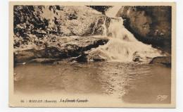 MORTAIN - N° 23 - LA GRANDE CASCADE - CPA NON VOYAGEE - France