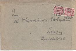 Brief Mit 317 A (2) Aus LYCK 20.10.23 - Allemagne