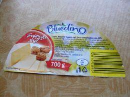Cheese Queso Kase Label Etikette Etiqueta Hungary Trappista Bluedino - Quesos