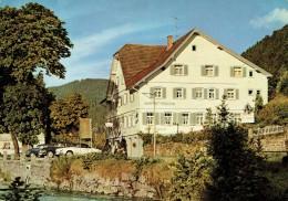 BAD RIPPOLDSAU : Gasthof-Pension Vor Seebach - Bad Rippoldsau - Schapbach