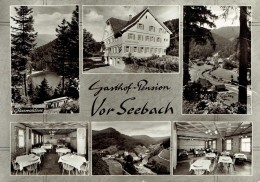 BAD RIPPOLDSAU : Gasthof-Pension Vor Seebach - Multivues - Bad Rippoldsau - Schapbach