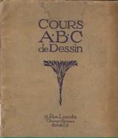 Magazine Arts - Cours De Dessin - Album De L' A.B.C. - édition 1927 - Paris - Cursus Tekenen - Livres, BD, Revues