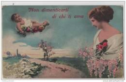 Beautiful Lady And Child - Italian - Non Dimenticarti Di Chi Ti Ama - Never Forget Those You Love - Women