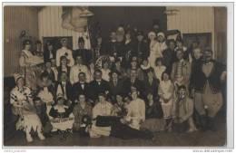 Cast Of A Pantomime - Amateur Dramatic Society - Illustrators & Photographers