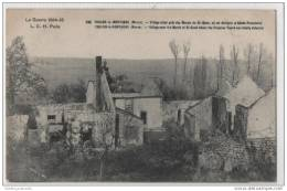 Early WW1 Toulon - La - Montagne - Village Where The Prussian Guard Was Totally Defeated - War 1914-18