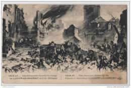 WW1 Louppy Le Chateau - Battle Between French & German Armies - War 1914-18