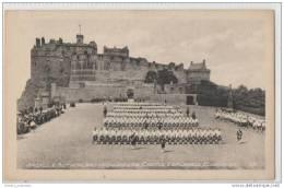 Argyll & Sutherland Highlanders, Castle Esplanade, Edinburgh, Scotland - Military - Regiments