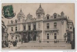 Monaco - Monte Carlo - Le Casino - La Facade - Nodet, Arcades Du Casino. Nice - Casinos