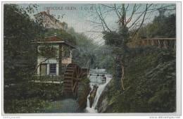 Groudle Gen Water Mill - Isle Of Man - England - Water Mills