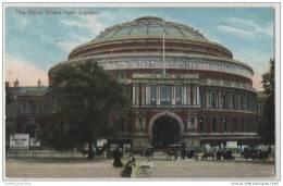 Royal Albert Hall - London - Buildings & Architecture