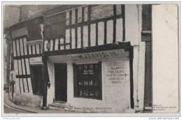 M J Davis - The Poets Corner & Curiosity Shoppe, Long Millgate, Manchester, England - Shops